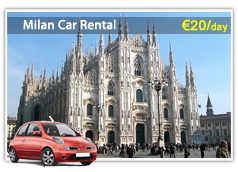Milan Car Rental
