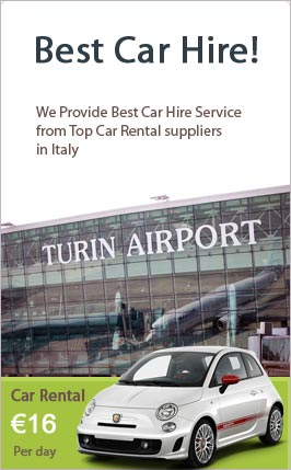 Turin Airport Car Rental